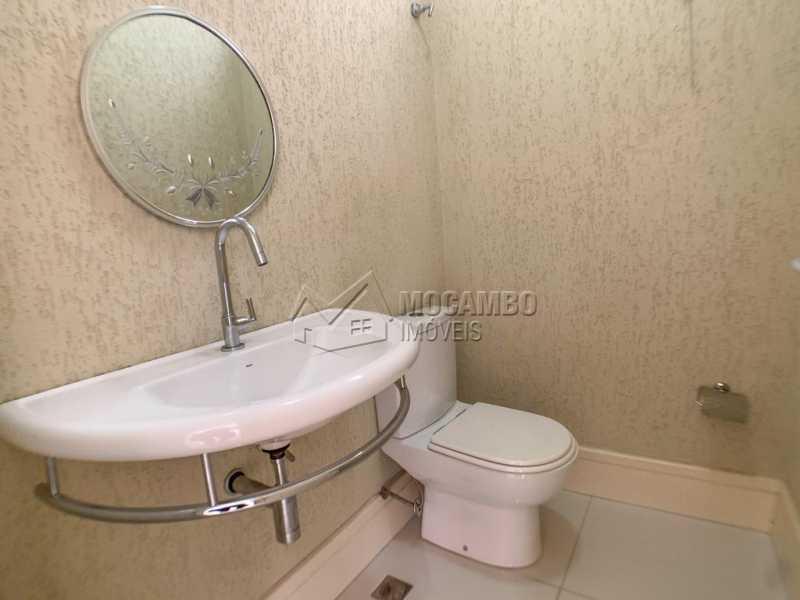 Lavabo - Casa em Condomínio 3 quartos à venda Itatiba,SP - R$ 740.000 - FCCN30516 - 13