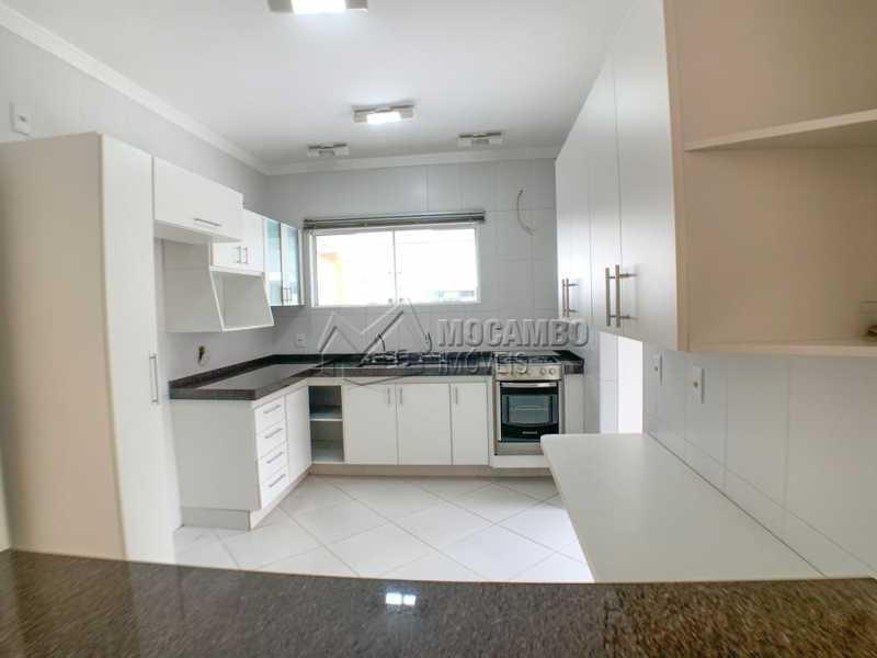 Cozinha - Casa em Condomínio 3 quartos à venda Itatiba,SP - R$ 740.000 - FCCN30516 - 11