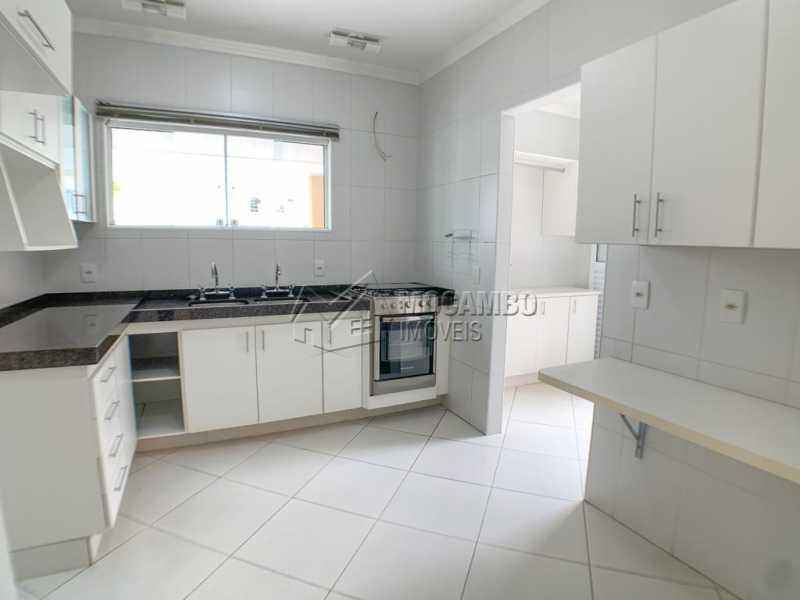 Cozinha - Casa em Condomínio 3 quartos à venda Itatiba,SP - R$ 740.000 - FCCN30516 - 12