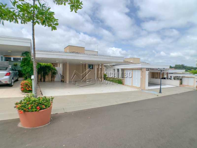 Fachada - Casa em Condomínio 3 quartos à venda Itatiba,SP - R$ 740.000 - FCCN30516 - 1