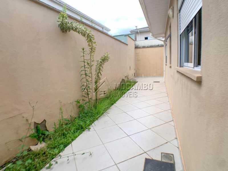 Lateral - Casa em Condomínio 3 quartos à venda Itatiba,SP - R$ 740.000 - FCCN30516 - 28