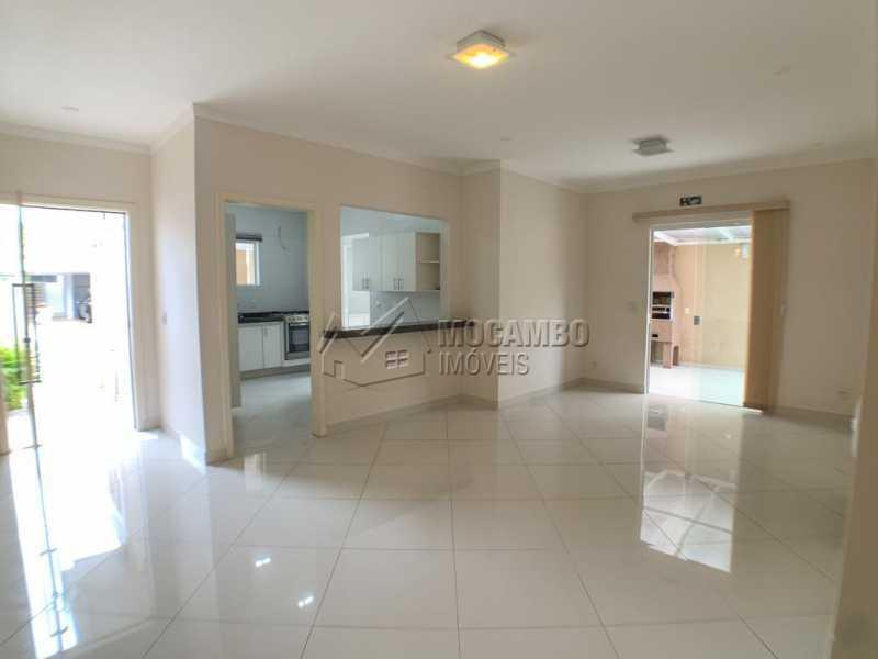 Sala - Casa em Condomínio 3 quartos à venda Itatiba,SP - R$ 740.000 - FCCN30516 - 3