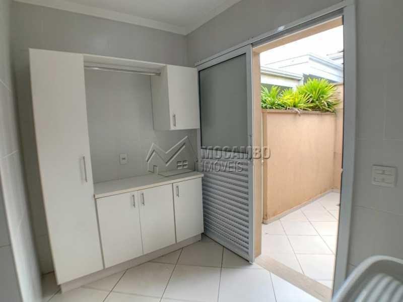 Lavanderia - Casa em Condomínio 3 quartos à venda Itatiba,SP - R$ 740.000 - FCCN30516 - 23