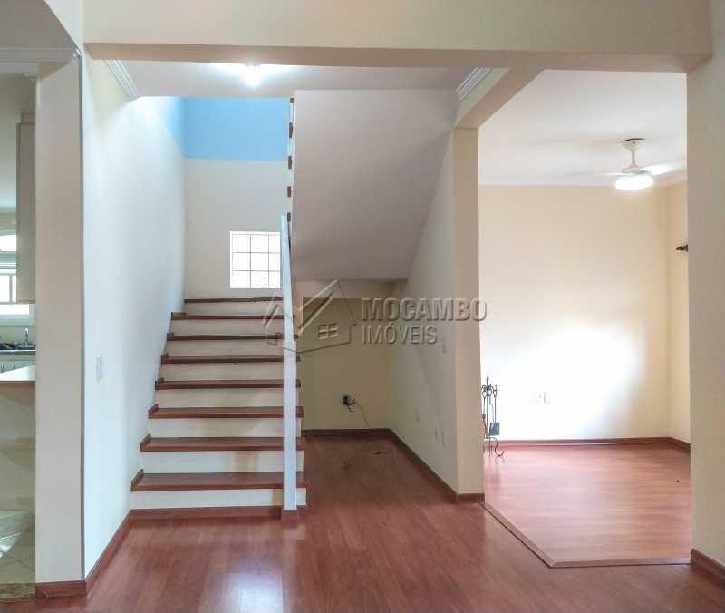 Sala/ Acesso aos Dormitórios - Casa em Condomínio 3 quartos à venda Itatiba,SP - R$ 730.000 - FCCN30518 - 14