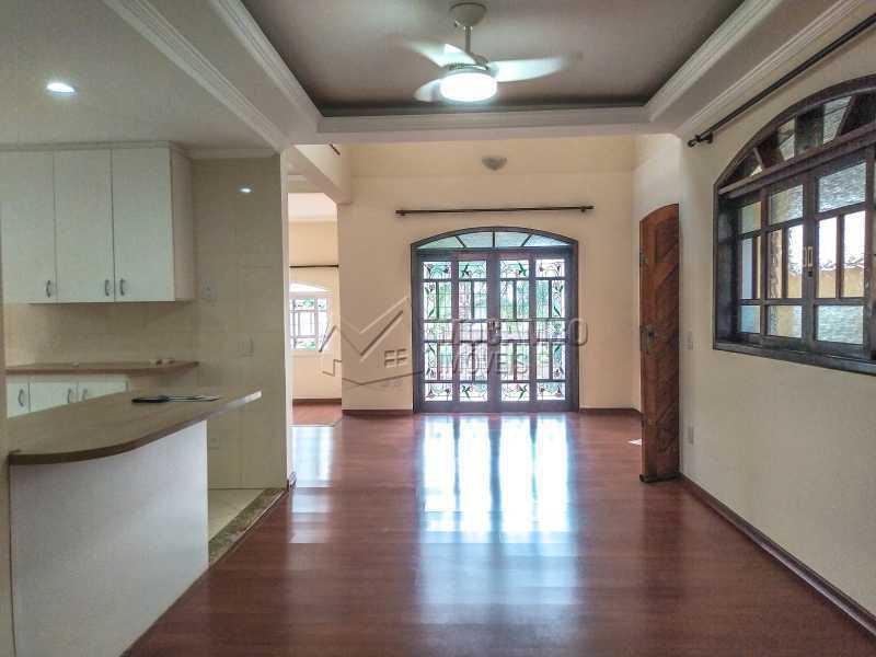 Sala - Casa em Condomínio 3 quartos à venda Itatiba,SP - R$ 730.000 - FCCN30518 - 6
