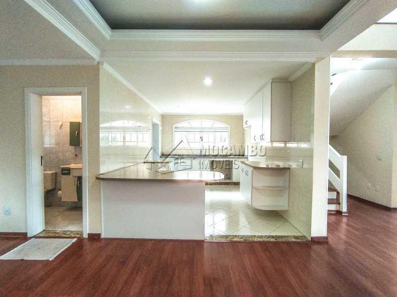 Cozinha Americana - Casa em Condomínio 3 quartos à venda Itatiba,SP - R$ 730.000 - FCCN30518 - 11