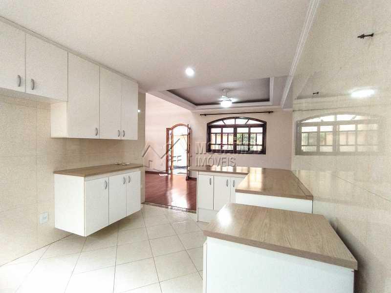Cozinha Americana - Casa em Condomínio 3 quartos à venda Itatiba,SP - R$ 730.000 - FCCN30518 - 12