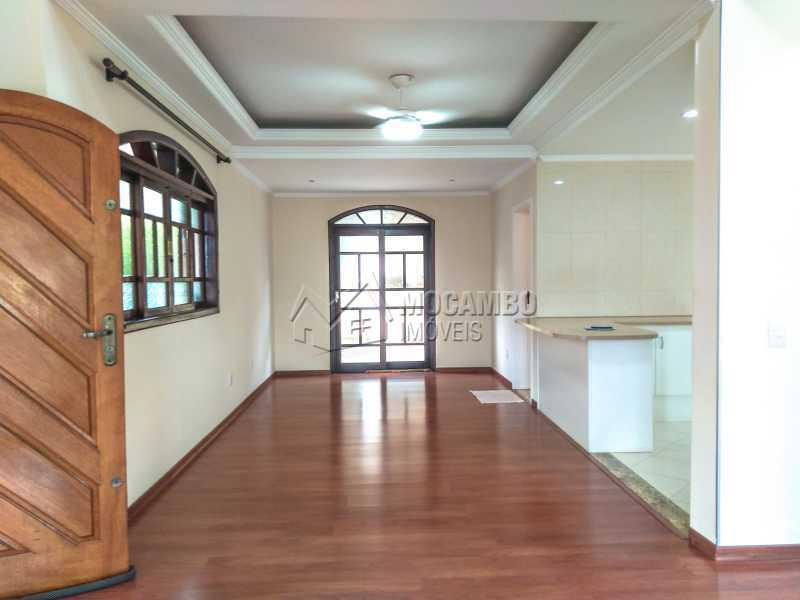 Sala - Casa em Condomínio 3 quartos à venda Itatiba,SP - R$ 730.000 - FCCN30518 - 5