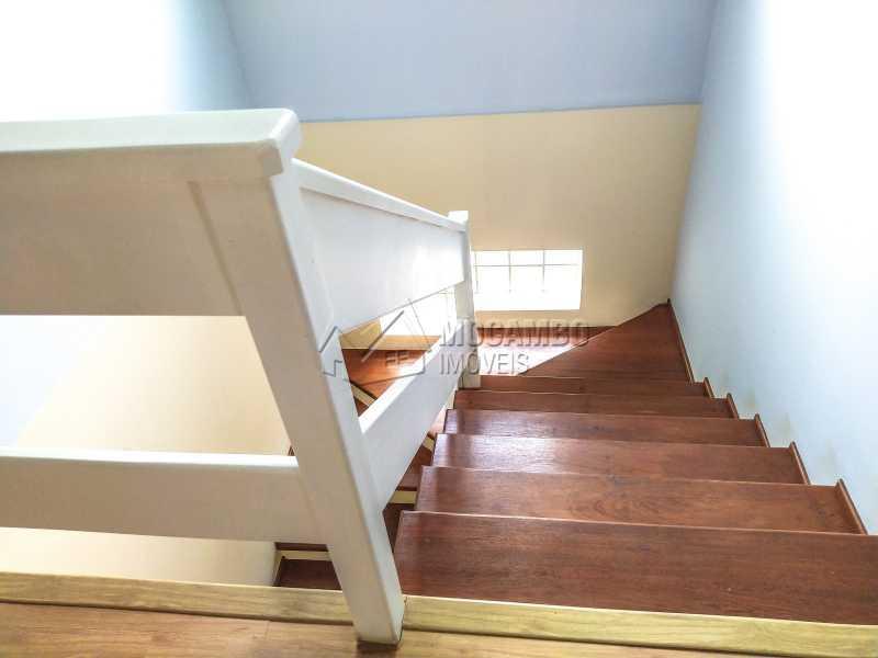 Escadas - Casa em Condomínio 3 quartos à venda Itatiba,SP - R$ 730.000 - FCCN30518 - 21
