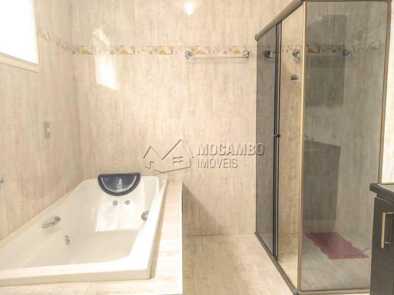 Banheiro da Suíte - Casa em Condomínio 3 quartos à venda Itatiba,SP - R$ 730.000 - FCCN30518 - 19