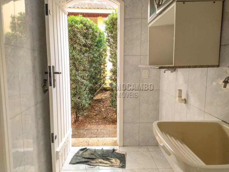 Lavanderia - Casa em Condomínio 3 quartos à venda Itatiba,SP - R$ 730.000 - FCCN30518 - 24