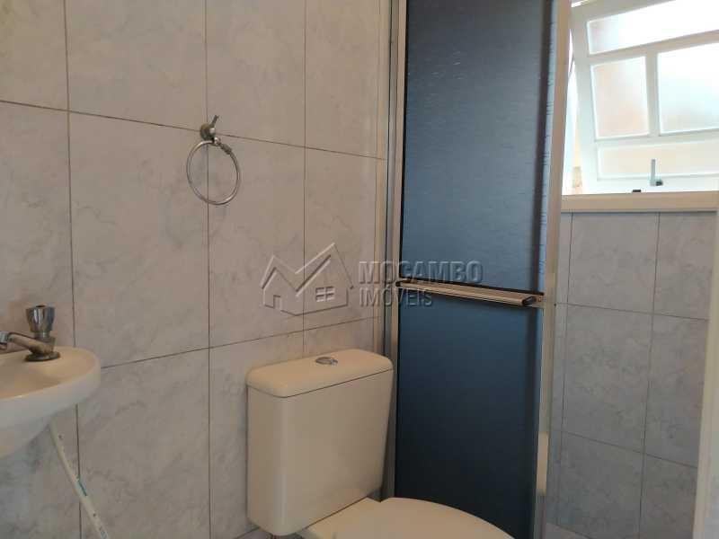 Banheiro de serviço - Casa em Condomínio 3 quartos à venda Itatiba,SP - R$ 730.000 - FCCN30518 - 25