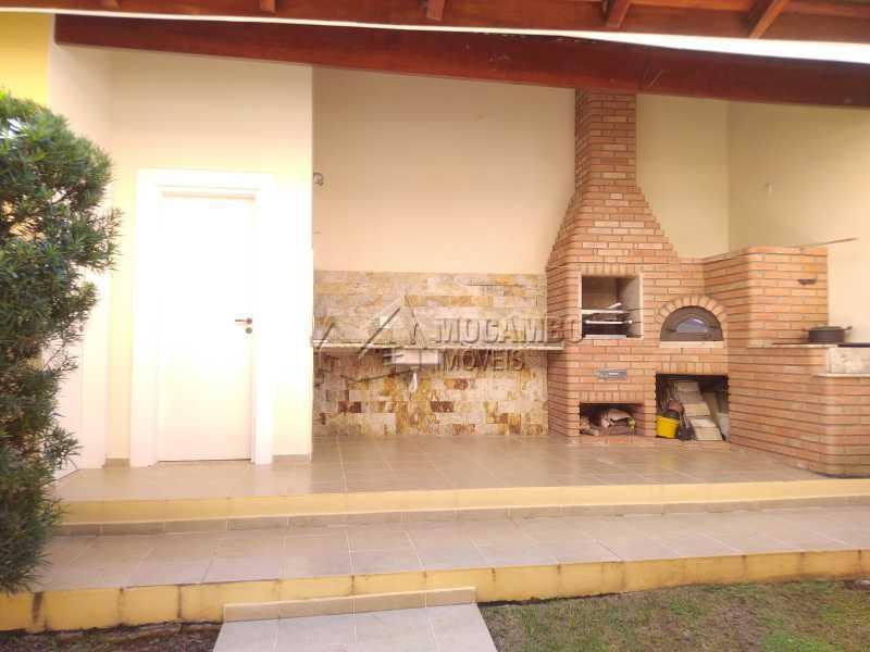 Área Gourmet - Casa em Condomínio 3 quartos à venda Itatiba,SP - R$ 730.000 - FCCN30518 - 27