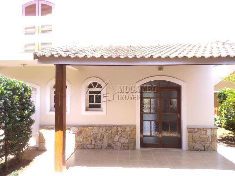 Área Externa de Fundos - Casa em Condomínio 3 quartos à venda Itatiba,SP - R$ 730.000 - FCCN30518 - 28