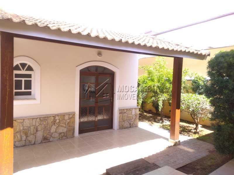 Área Externa de Fundos - Casa em Condomínio 3 quartos à venda Itatiba,SP - R$ 730.000 - FCCN30518 - 29
