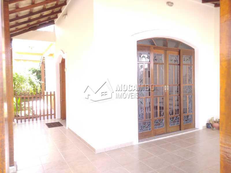 Varanda - Casa em Condomínio 3 quartos à venda Itatiba,SP - R$ 730.000 - FCCN30518 - 1
