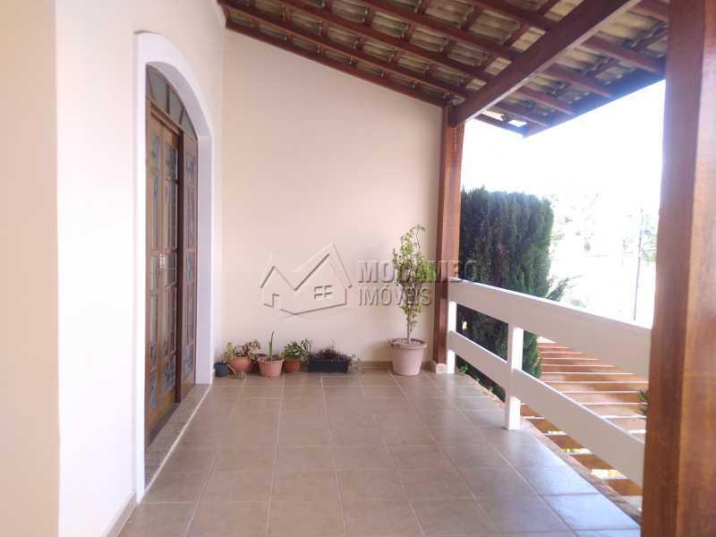 Varanda - Casa em Condomínio 3 quartos à venda Itatiba,SP - R$ 730.000 - FCCN30518 - 3