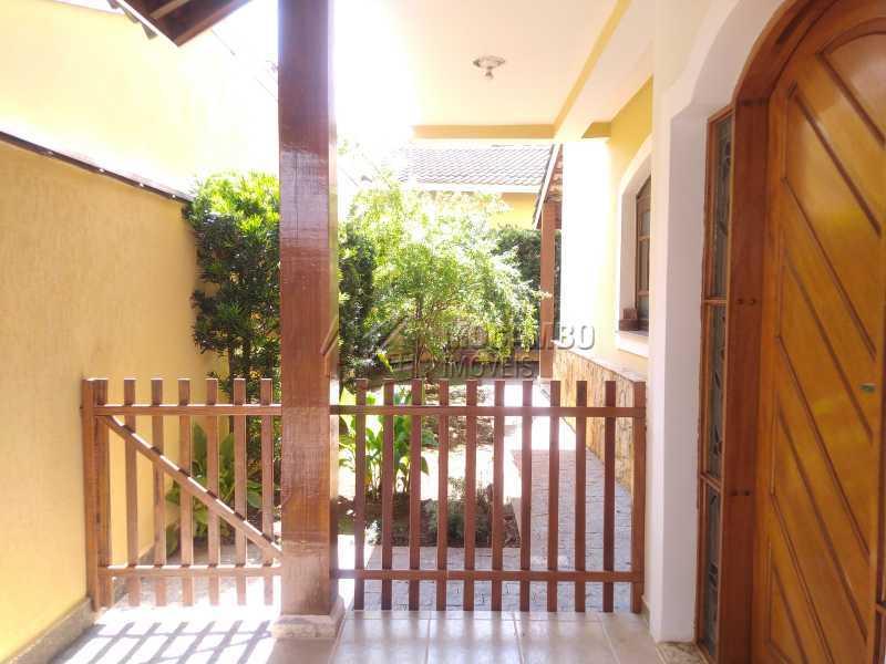 Área Lateral - Casa em Condomínio 3 quartos à venda Itatiba,SP - R$ 730.000 - FCCN30518 - 4