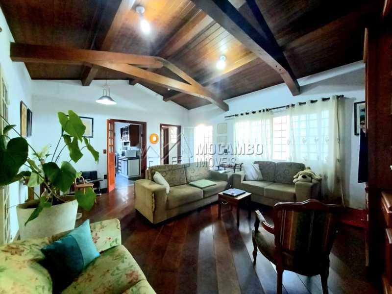 SALA - Casa 4 quartos para alugar Itatiba,SP - R$ 4.000 - FCCA40148 - 1