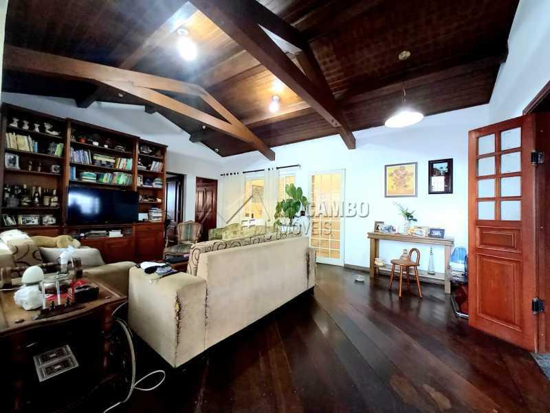 SALA - Casa 4 quartos para alugar Itatiba,SP - R$ 4.000 - FCCA40148 - 3