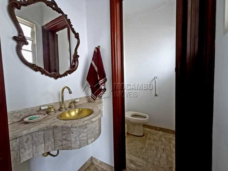 LAVABO - Casa 4 quartos para alugar Itatiba,SP - R$ 4.000 - FCCA40148 - 4