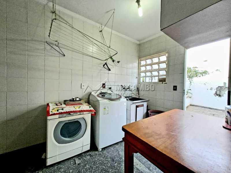 LAVANDERIA - Casa 4 quartos para alugar Itatiba,SP - R$ 4.000 - FCCA40148 - 7
