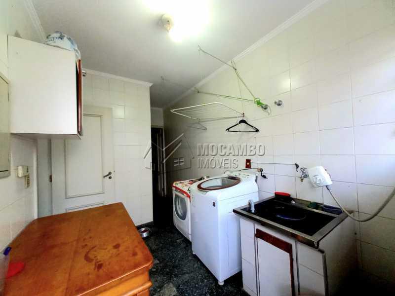 LAVANDERIA - Casa 4 quartos para alugar Itatiba,SP - R$ 4.000 - FCCA40148 - 8