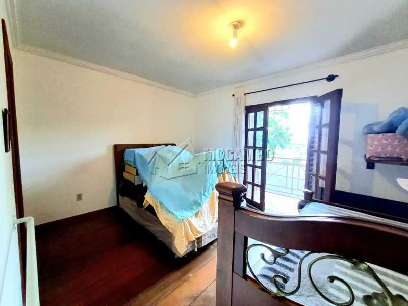 QUARTO 01 - SUÍTE - Casa 4 quartos para alugar Itatiba,SP - R$ 4.000 - FCCA40148 - 10