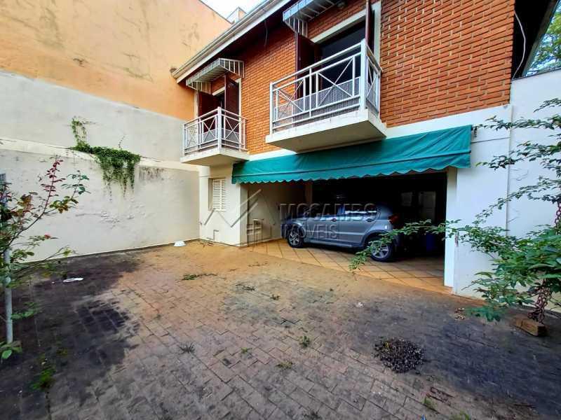 QUINTAL - Casa 4 quartos para alugar Itatiba,SP - R$ 4.000 - FCCA40148 - 25
