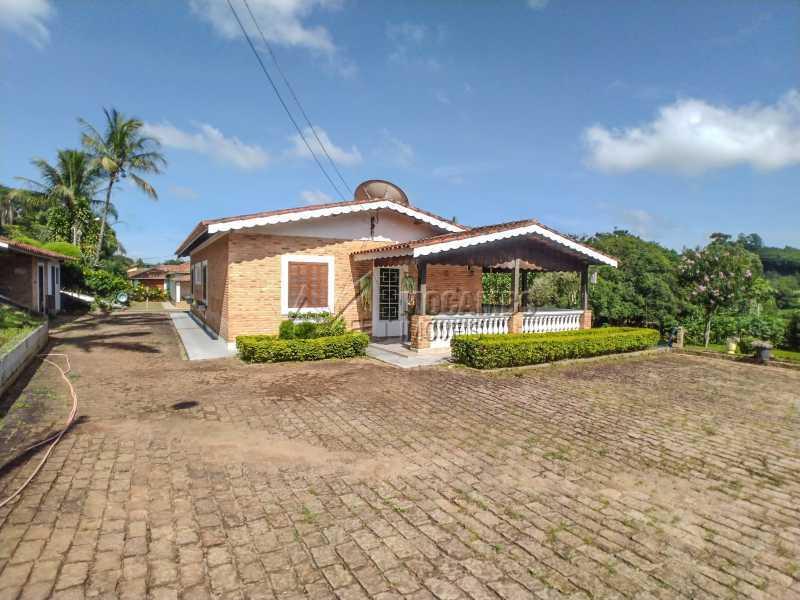 Casa - Chácara 2000m² à venda Itatiba,SP - R$ 690.000 - FCCH30119 - 3
