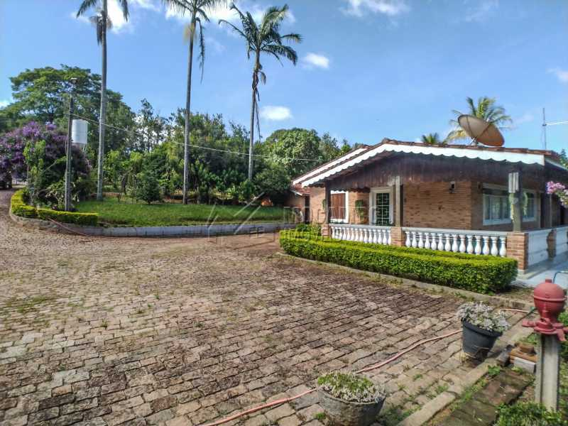Casa - Chácara 2000m² à venda Itatiba,SP - R$ 690.000 - FCCH30119 - 1