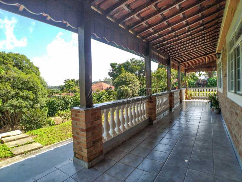 Varanda - Chácara 2000m² à venda Itatiba,SP - R$ 690.000 - FCCH30119 - 8