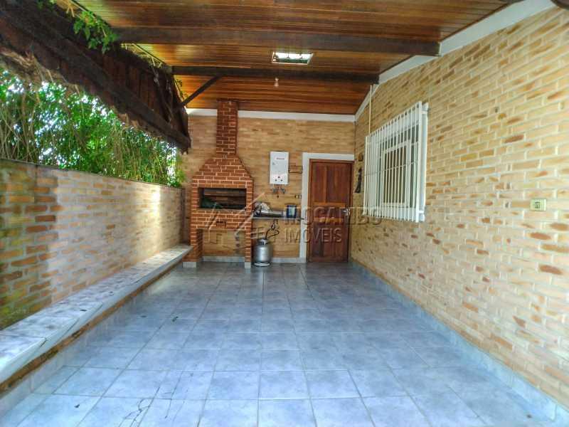 Churrasqueira - Chácara 2000m² à venda Itatiba,SP - R$ 690.000 - FCCH30119 - 12