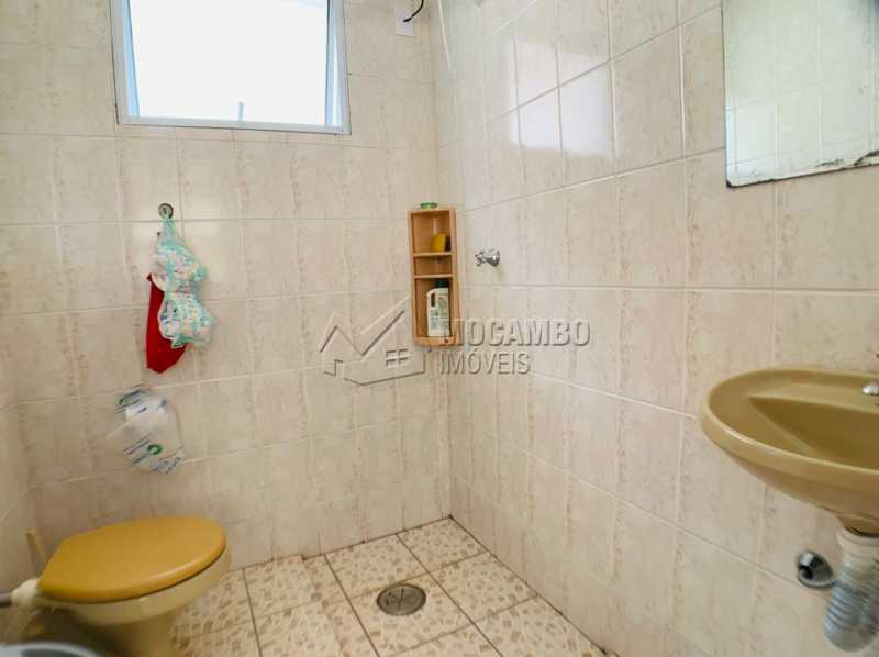 Banheiro Externo - Casa 3 quartos à venda Itatiba,SP Nova Itatiba - R$ 680.000 - FCCA31431 - 19