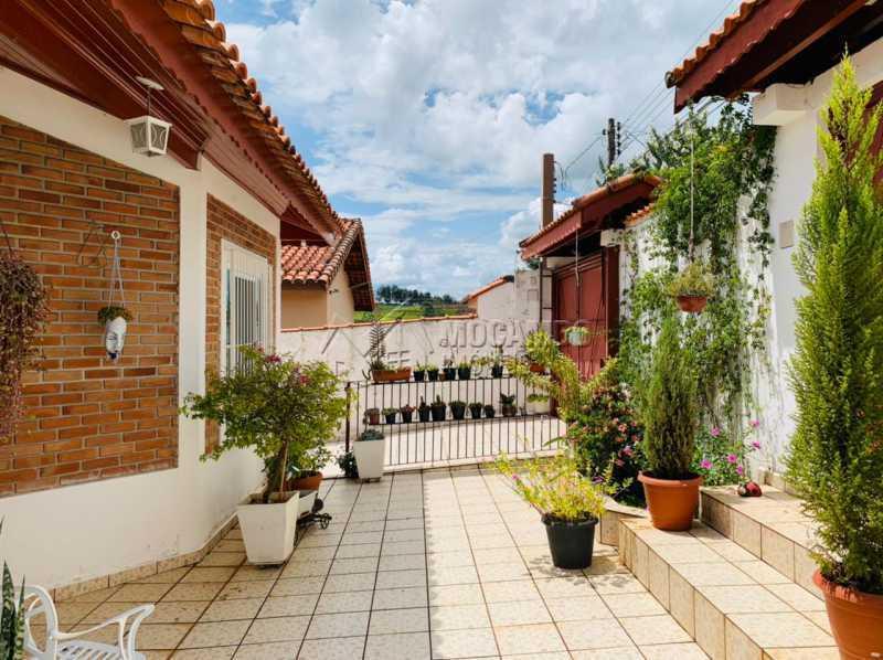 Entrada  - Casa 3 quartos à venda Itatiba,SP Nova Itatiba - R$ 680.000 - FCCA31431 - 17
