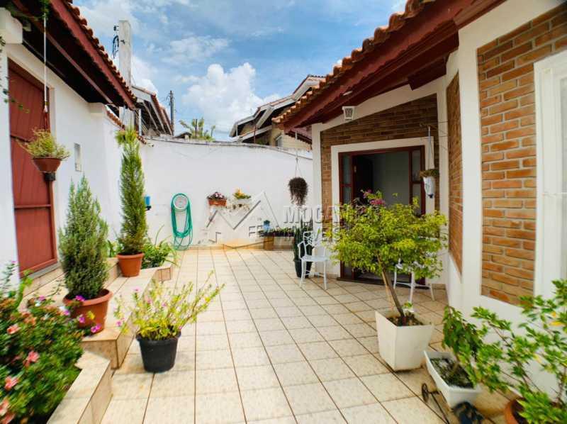 Entrada  - Casa 3 quartos à venda Itatiba,SP Nova Itatiba - R$ 680.000 - FCCA31431 - 18