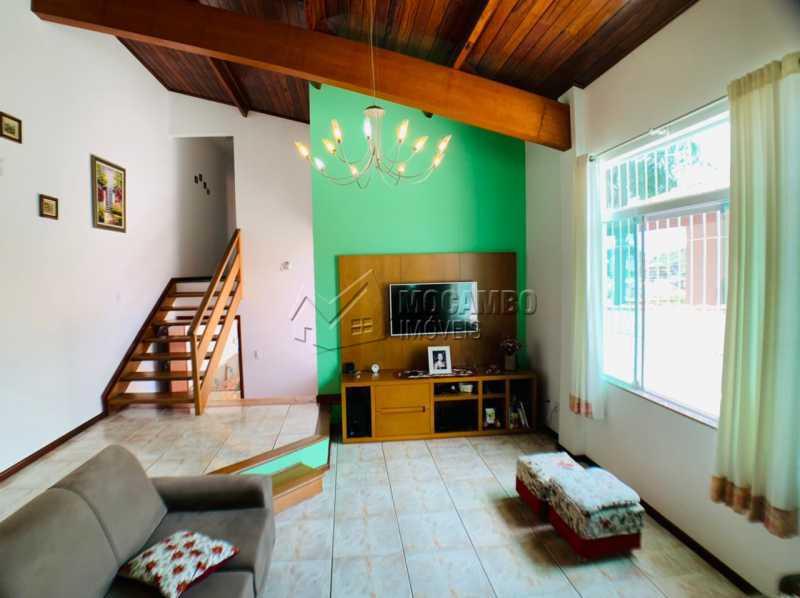 Sala - Casa 3 quartos à venda Itatiba,SP Nova Itatiba - R$ 680.000 - FCCA31431 - 4