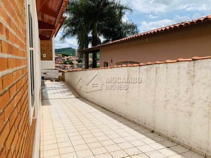Corredor  - Casa 3 quartos à venda Itatiba,SP Nova Itatiba - R$ 680.000 - FCCA31431 - 25