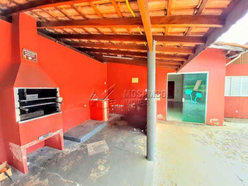 Churrasqueira  - Chácara 1000m² à venda Itatiba,SP - R$ 490.000 - FCCH30120 - 5