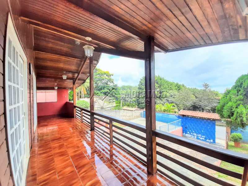 Varanda com vista - Chácara 1000m² à venda Itatiba,SP - R$ 490.000 - FCCH30120 - 12