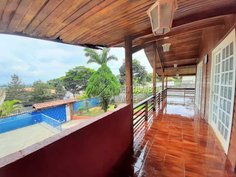 Varanda  - Chácara 1000m² à venda Itatiba,SP - R$ 490.000 - FCCH30120 - 13