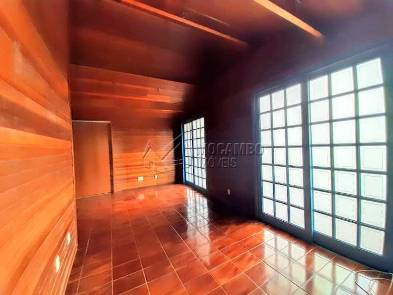 Sala 2 ambientes - Chácara 1000m² à venda Itatiba,SP - R$ 490.000 - FCCH30120 - 14