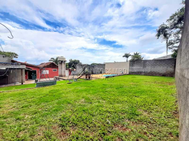 Campo Futebol  - Chácara 1000m² à venda Itatiba,SP - R$ 490.000 - FCCH30120 - 22