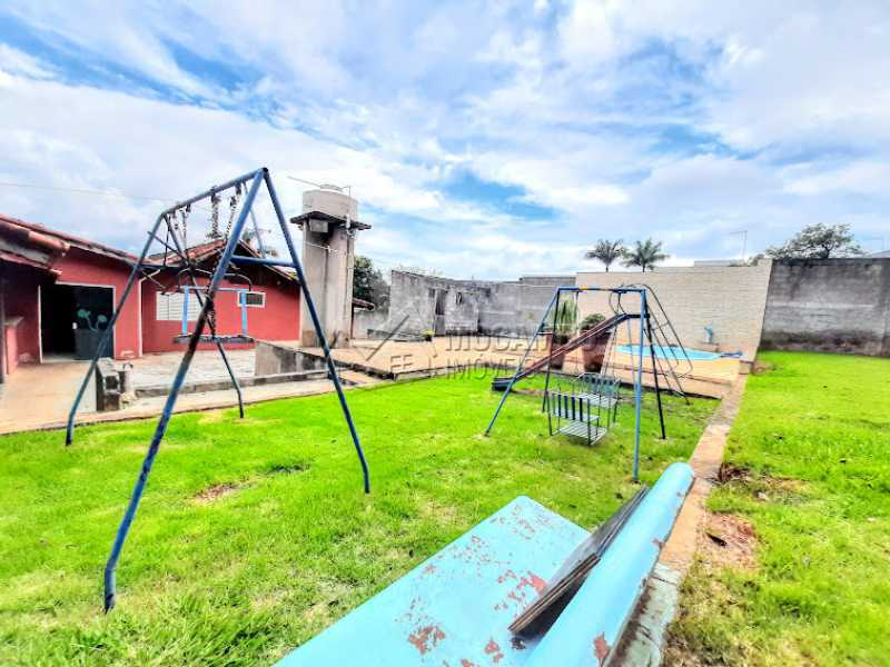 Playground  - Chácara 1000m² à venda Itatiba,SP - R$ 490.000 - FCCH30120 - 23