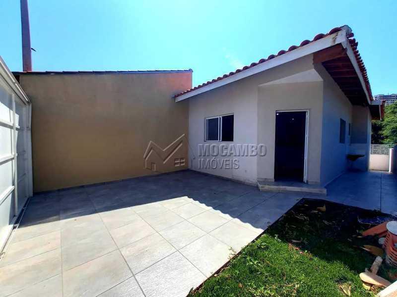 Garagem - Casa 2 quartos à venda Itatiba,SP - R$ 300.000 - FCCA21442 - 1