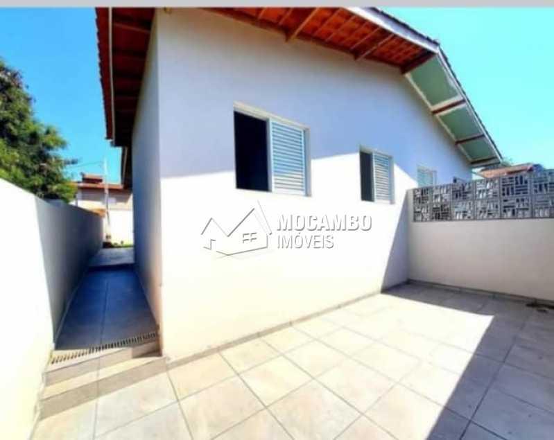 Quintal - Casa 2 quartos à venda Itatiba,SP - R$ 300.000 - FCCA21442 - 11