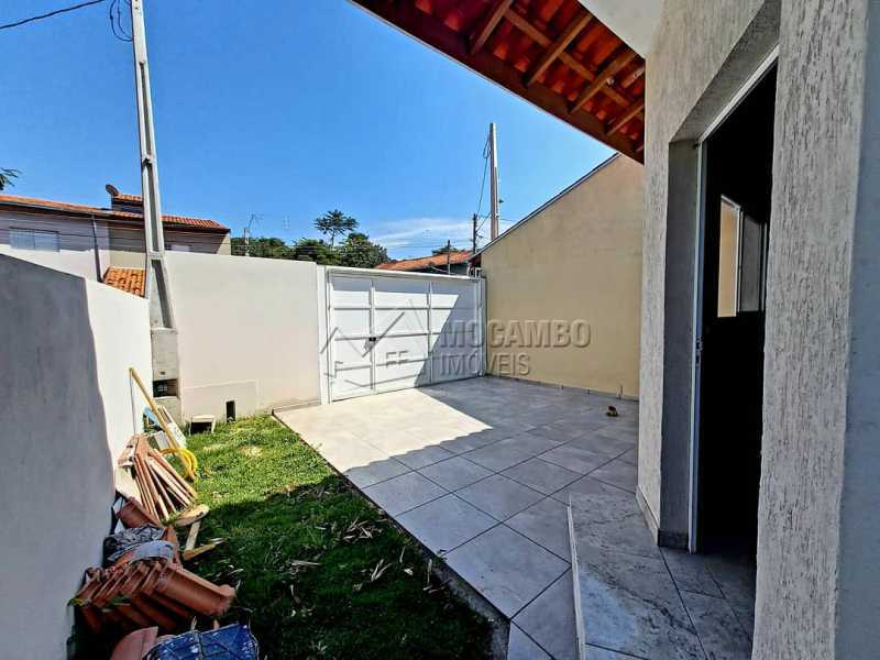 Garagem - Casa 2 quartos à venda Itatiba,SP - R$ 300.000 - FCCA21442 - 3