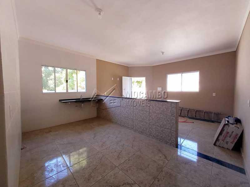Cozinha - Casa 2 quartos à venda Itatiba,SP - R$ 300.000 - FCCA21442 - 5