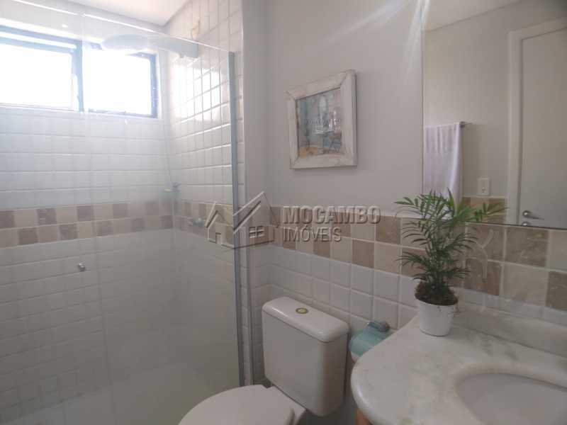 Banheiro - Apartamento 3 quartos à venda Itatiba,SP - R$ 585.000 - FCAP30598 - 13