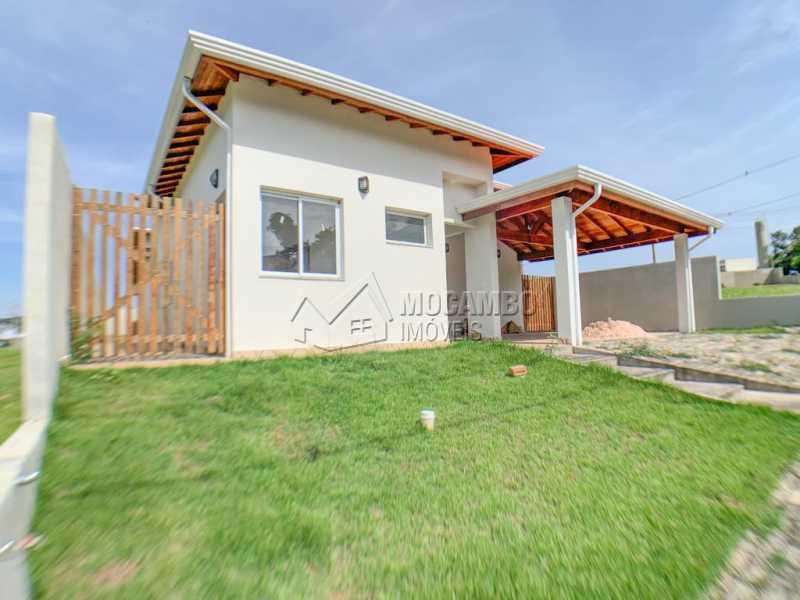Fachada - Casa em Condomínio 3 quartos à venda Itatiba,SP - R$ 740.000 - FCCN30520 - 3